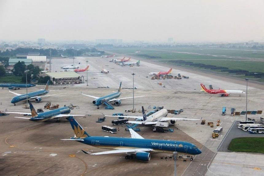 Dịch Covid - 19 có thể khiến các doanh nghiệp hàng không Việt Nam thiệt hại khoảng 50.000 tỷ đồng.