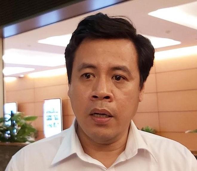 Ông Trần Anh Tuấn, Ủy viên Ủy ban Kinh tế của Quốc hội.