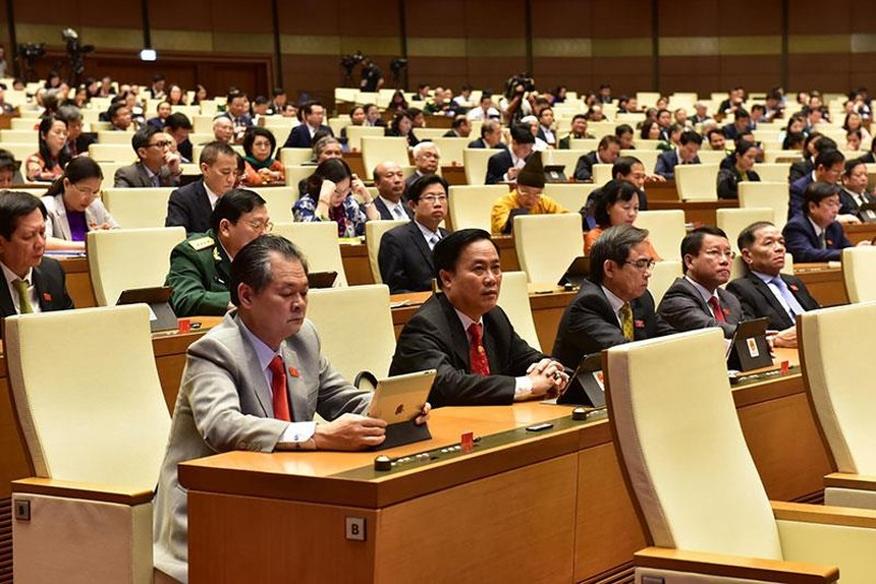 Chống dịch Covid-19: Quốc hội họp trực tuyến, không chất vấn trực tiếp