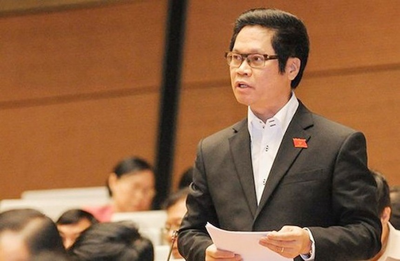 Ông Vũ Tiến Lộc, Chủ tịch VCCI, đại biểu Quốc hội tỉnh Thái Bình