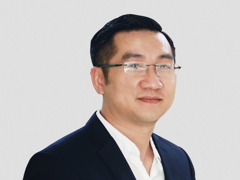 Ông Nguyễn Thế Anh, Nhà sáng lập, giám đốc điều hành Amber Online Education.