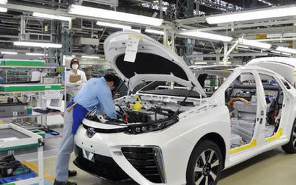 Từ 10/7, thuế nhập khẩu nguyên liệu, vật tư, linh kiện sản xuất ô tô mà trong nước chưa sản xuất được sẽ được hưởng thuế 0%