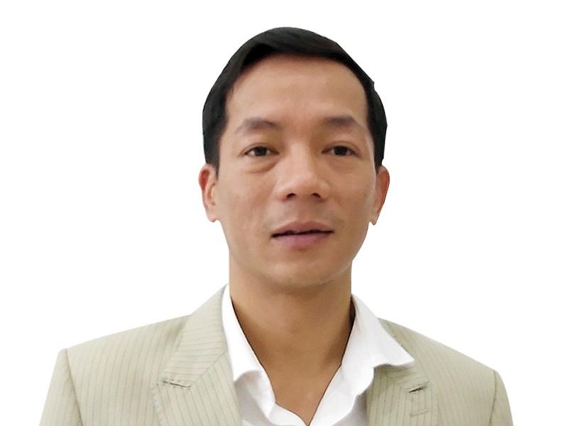Ông Nguyễn Việt Phong, Vụ trưởng Vụ Thống kê xây dựng và vốn, Tổng cục Thống kê