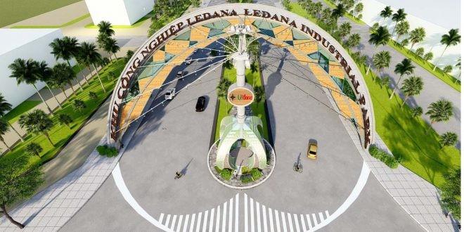 Bình Phước: Đầu tư 1.200 tỷ đồng xây dựng khu công nghiệp Ledana