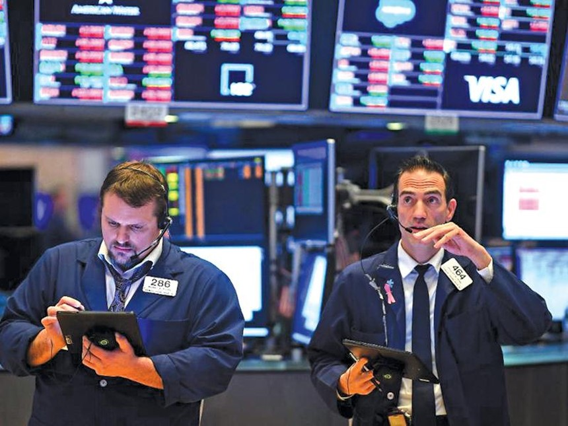 Mấu chốt tăng điểm của thị trường toàn cầu thời gian qua nằm ở việc các nhà đầu tư lạc quan và đầy hy vọng về triển vọng hồi phục kinh tế toàn cầu. Ảnh: Getty Images