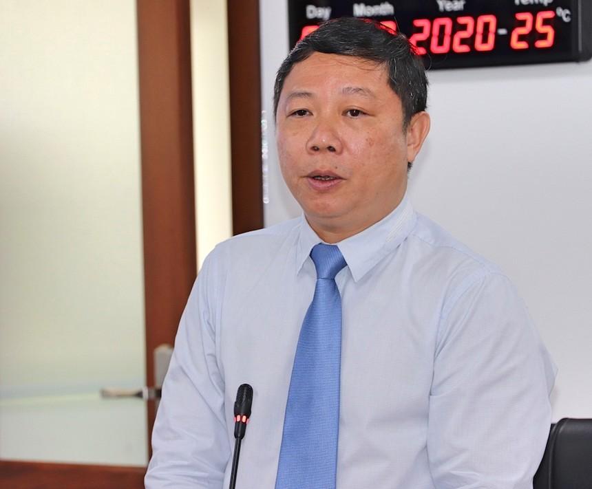 Ông Dương Anh Đức, Phó chủ tịch UBND TP.HCM (Ảnh: HP).