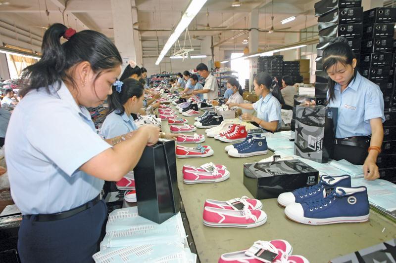 Với các hiệp định thương mại tự do mà Việt Nam đã ký kết, xuất khẩu được kỳ vọng sẽ tăng trưởng mạnh. Ảnh: Đức Thanh