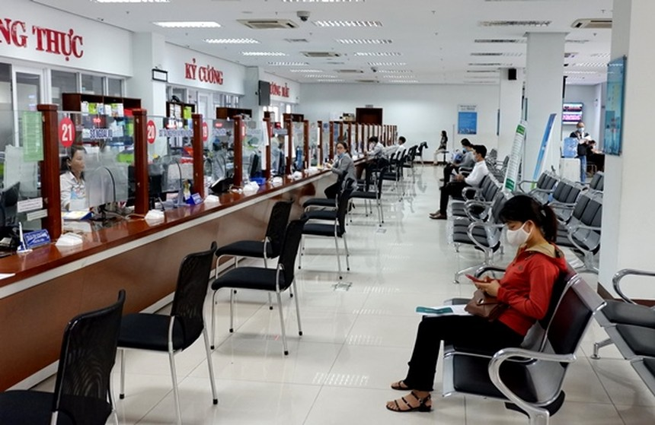 Khu vực tiếp nhận và trả kết quả các thủ tục hành chính của các cấp đơn vị thành phố Đà Nẵng sẽ tạm dừng hoạt động từ chiều 30/7.