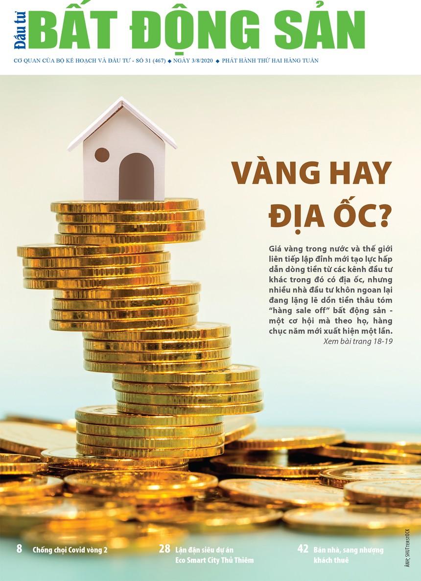 Đầu tư Bất động sản số 31/2020