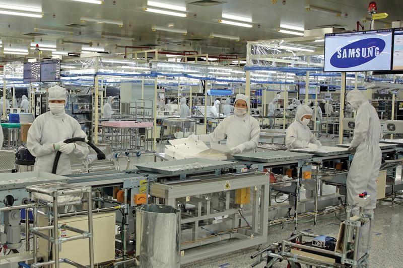 Doanh nghiệp Hàn Quốc dịch chuyển đầu tư vào công nghệ cao