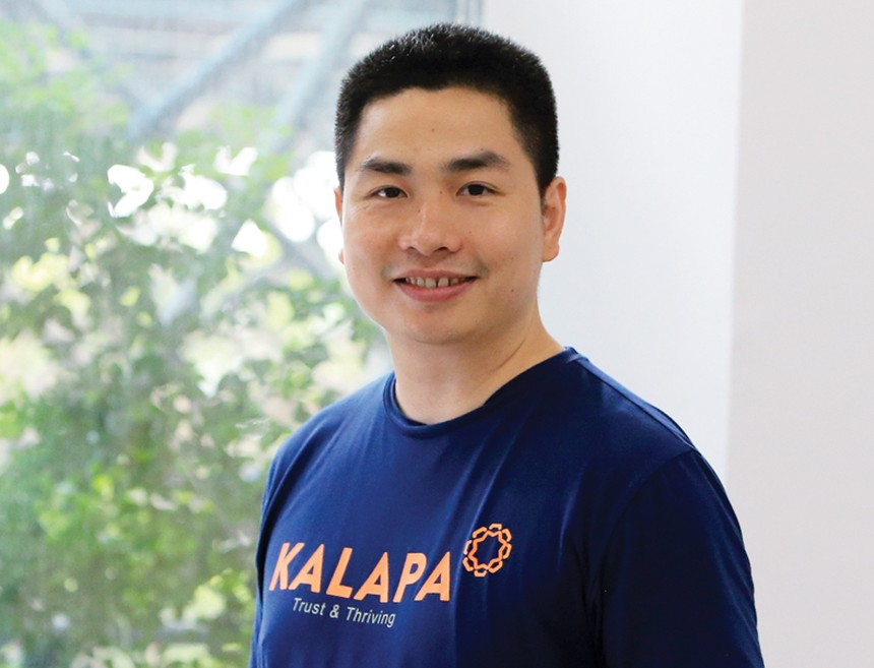 Doanh nhân Nguyễn Thành Nhân, CEO Kalapa.