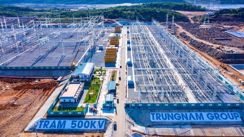 Dự án điện mặt trời 450 MW của Trung Nam muốn được công nhận COD ngày 30/9/2020
