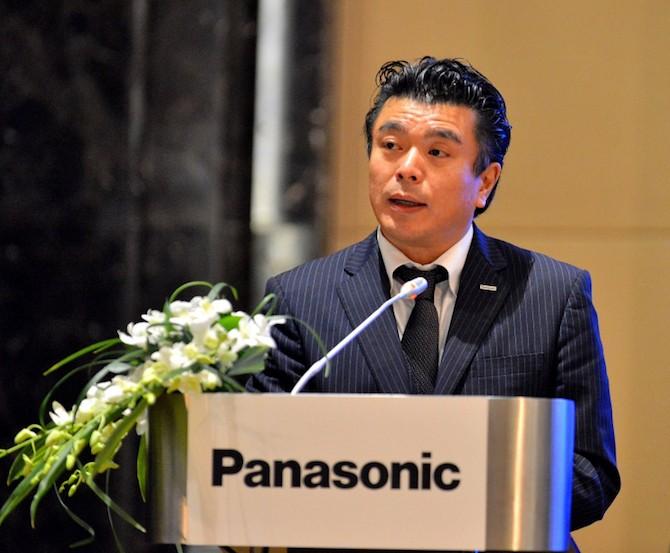 Ông Yoichi Marukawa, Tổng giám đốc Panasonic Việt Nam (Ảnh: Internet).