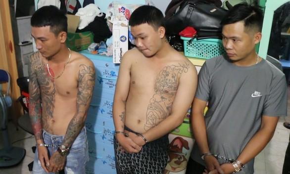 Băng nhóm tín dụng đen vừa bị Công an Bình Phước bắt giữ (Ảnh: Internet)