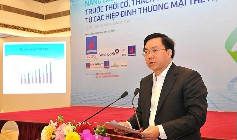 Theo Thứ trưởng Bộ Kế hoạch và Đầu tư Trần Duy Đông, DN Việt Nam chưa tham gia được vào hệ sinh thái và chuỗi giá trị của các doanh nghiệp đầu chuỗi và DN FDI.