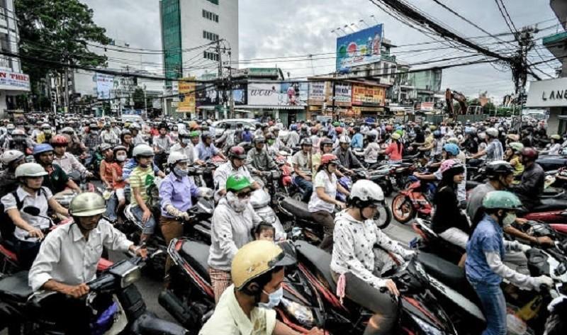 Bán xe máy tại Việt Nam mang lợi nhuận khủng hàng tỷ USD cho Honda Việt Nam