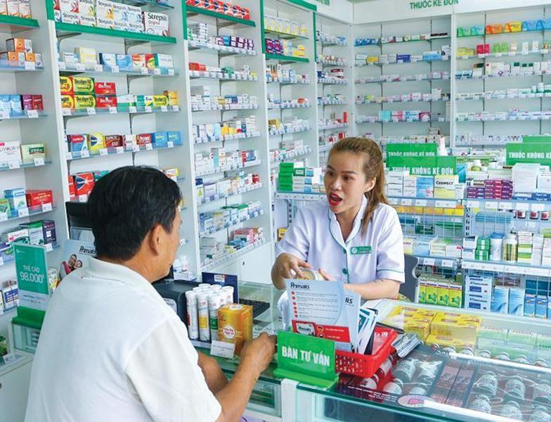 Việc khám bệnh từ xa, giao thuốc tận nhà... là bước tiến khá nhanh của chuyển đổi số trong ngành y tế ở Việt Nam.