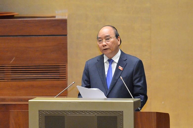 Thủ tướng Nguyễn Xuân Phúc là người sau cùng trả lời chất vấn trước Quốc hội tai nhiệm kỳ này.