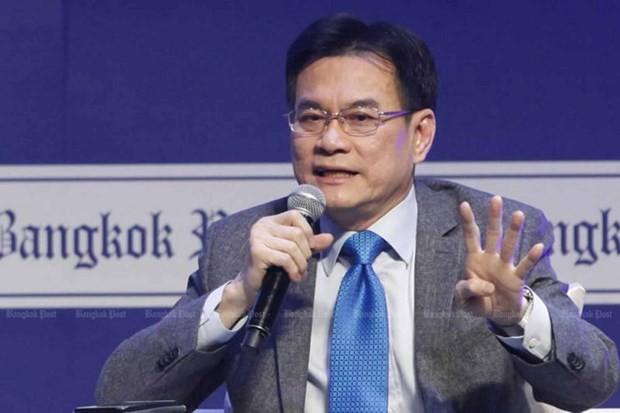 Bộ trưởng Thương mại Thái Lan Jurin Laksanawisit. (Nguồn: bangkokpost.com)