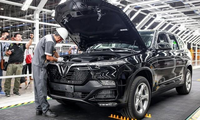 Lãnh đạo Chính phủ đề xuất cắt giảm Thuế tiêu thụ đặc biệt đối với linh kiện cho xe hơi trong nước