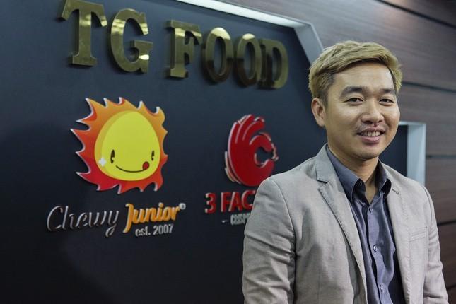 Mai Trường Giang, đồng sáng lập Chef Station.