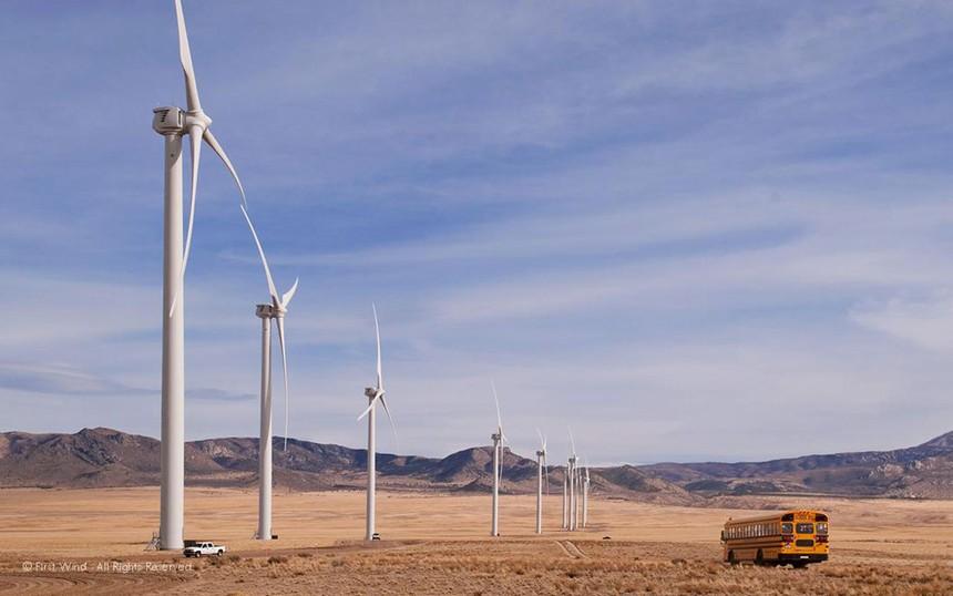 Gia Lai chấp thuận chủ trương đầu tư dự án điện gió 50 MW