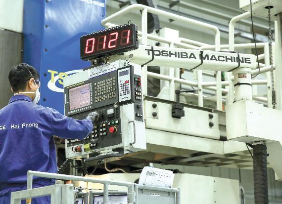Sản xuất, kinh doanh vẫn tiếp tục tăng trưởng trong 11 tháng của năm 2020.