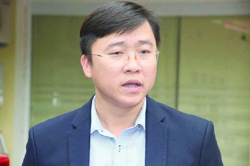 Phó chánh văn phòng Tổng cục Thuế, ông Nguyễn Đức Huy.