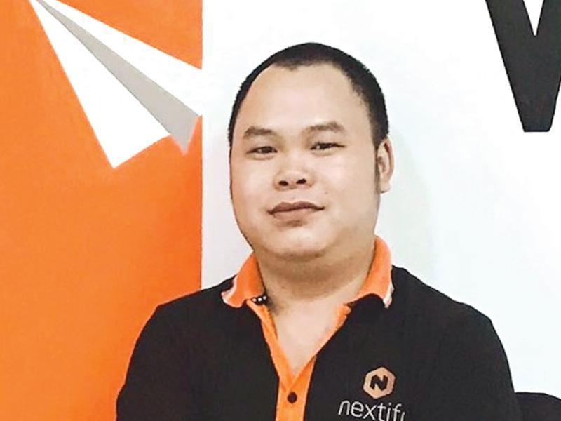 Hà Thanh Tùng, đồng sáng lập kiêm Giám đốc điều hành Nextify.