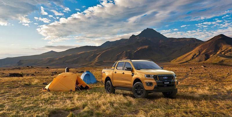 Ford Việt Nam bán 24.660 xe trong năm 2020