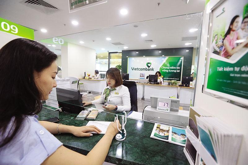 Lợi nhuận năm 2020 của Vietcombank không tăng trưởng một phần do Ngân hàng mạnh tay trích lập dự phòng rủi ro