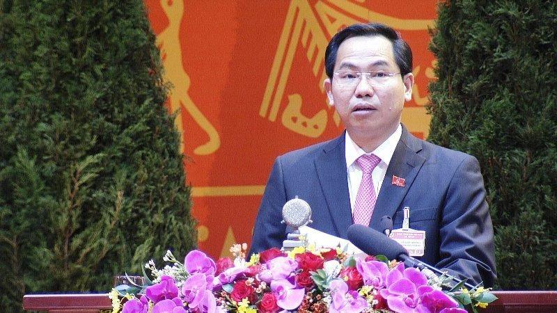 Ông Lê Quang Mạnh, Bí thư Thành ủy Cần Thơ.