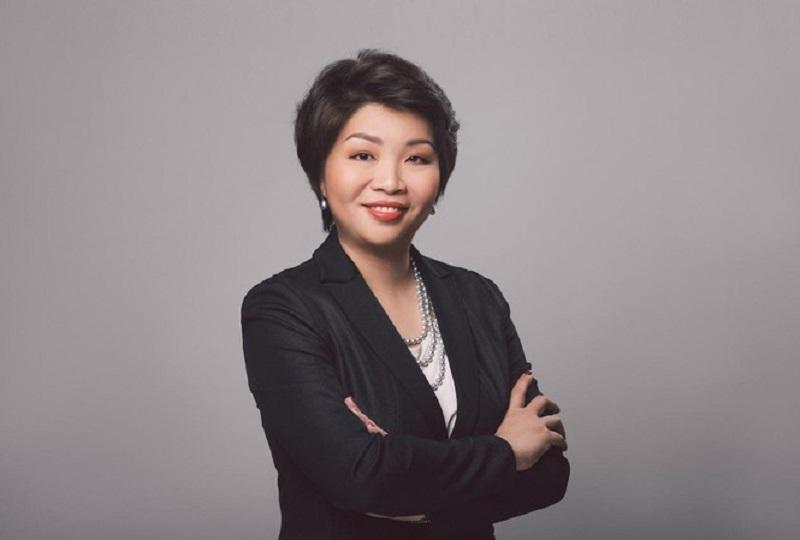 Bà Winnie Wong, Giám đốc Quốc gia của Mastercard tại Việt Nam, Capuchia và Lào.