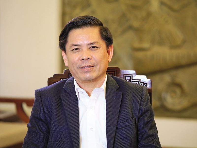 Ông Nguyễn Văn Thể, Bộ trưởng Bộ Giao thông - Vận tải