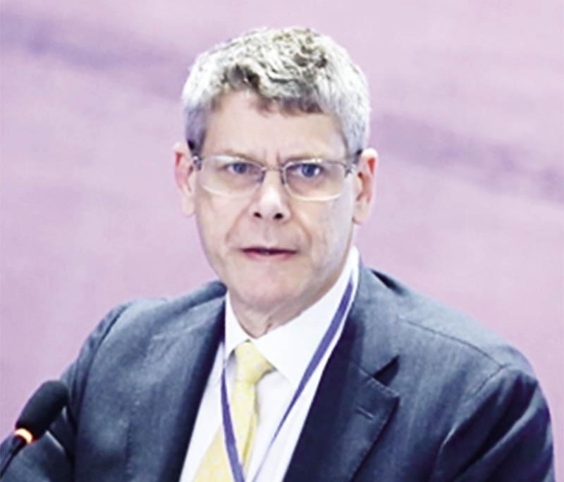 GS-TS. Jonathan Pincus, cố vấn kinh tế cấp cao của UNDP