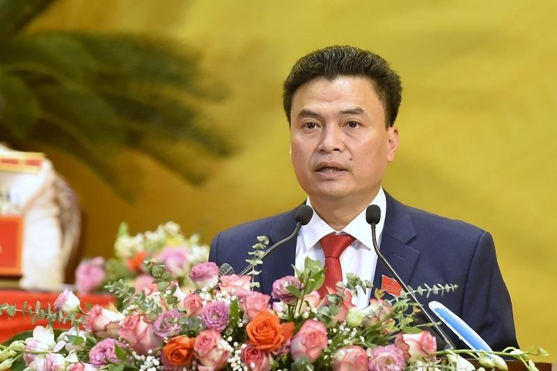 Ông Trịnh Huy Triều, Chủ tịch UBND TP.Thanh Hoá