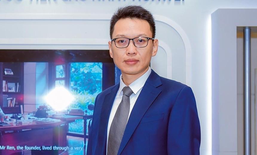 CEO Huawei Việt Nam Sun Bohan