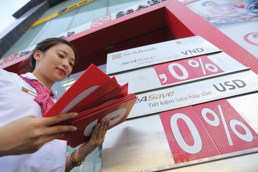 Lãi suất tiết kiệm khó tăng cao