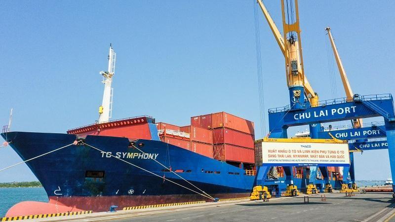 Linh kiện phụ tùng xuất khẩu được THACO sản xuất tại Chu Lai