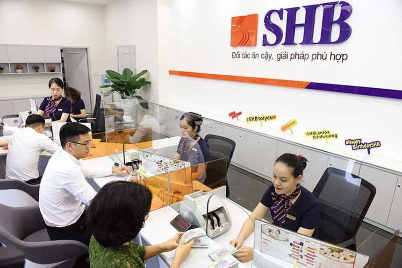 SHB là ngân hàng có mức tăng trưởng cao nhất về đầu tư trái phiếu doanh nghiệp trong năm 2020. Ảnh: Đ.T