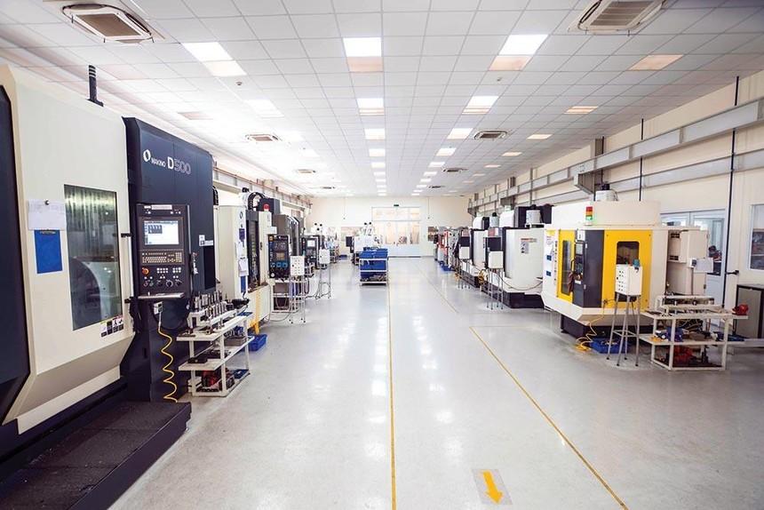 Nhà máy của Công ty Nhựa Duy Tân - doanh nghiệp đang dẫn đầu thị trường nhựa gia dụng Việt Nam và đã ký kết thỏa thuận bán 70% vốn tại 5 công ty thành viên cho SCG