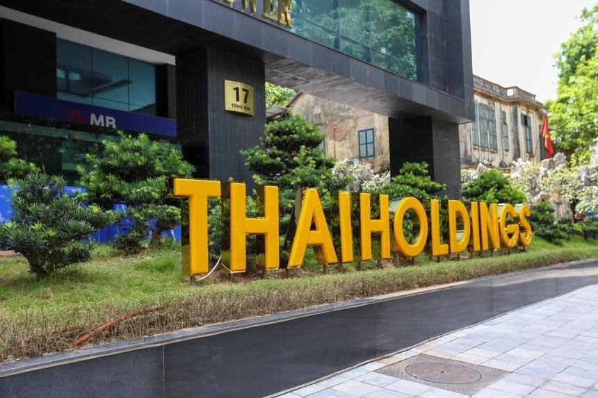 Trụ sở của Công ty Cổ phần Thaiholdings