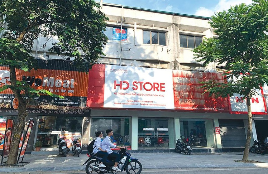 Khu nhà đất tại số 67 - Ngô Thì Nhậm (quận Hai Bà Trưng, Hà Nội).