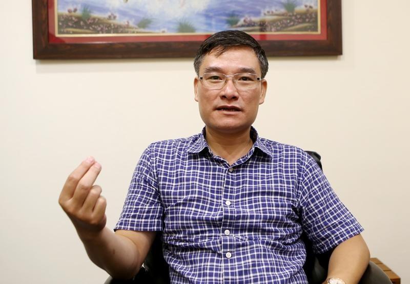 Ông Nguyễn Công Hoan, CEO Flamingo Redtours.