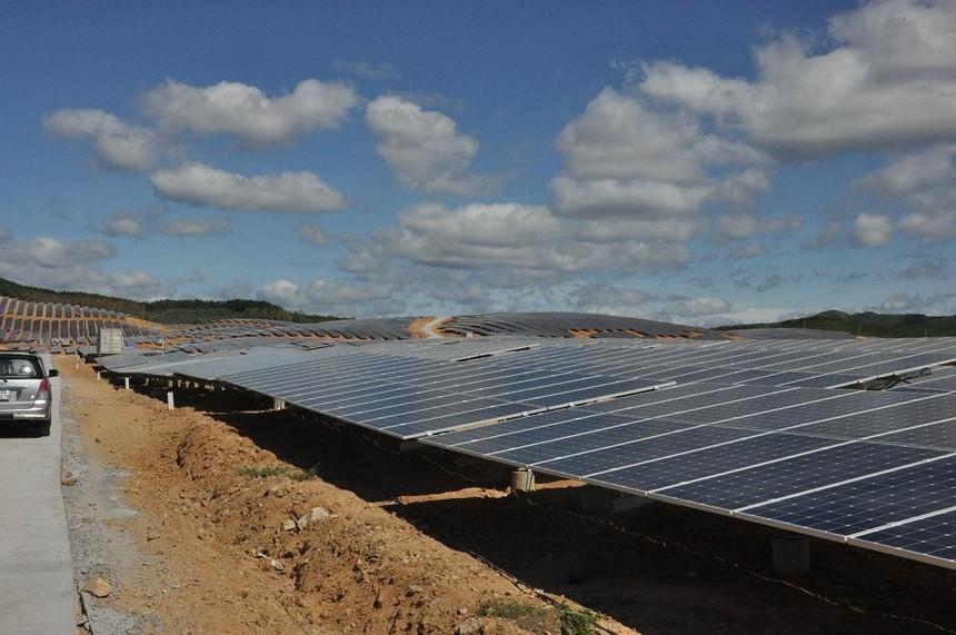 Tỉnh Phú Yên có nhiều tiềm năng để phát triển dự án năng lượng tái tạo.