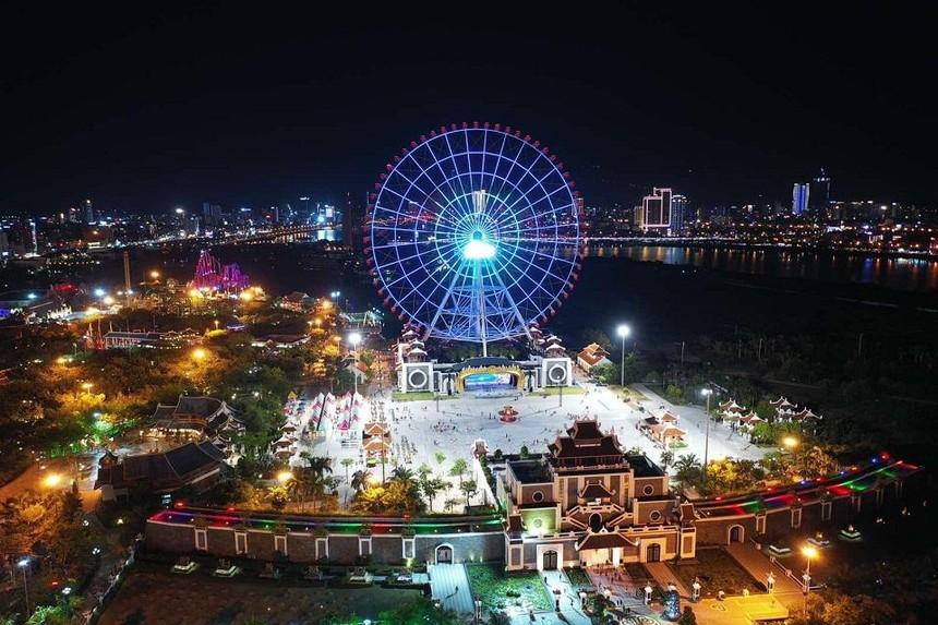 Đà Nẵng đã xây dựng nhiều chương trình cho hoạt động giải trí về đêm.