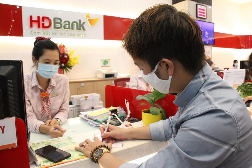 Cổ đông HDBank đã nhận cổ tức 25% năm 2020 bằng cổ phiếu