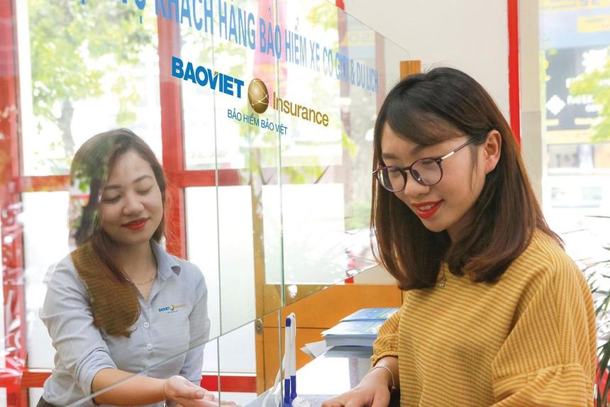 Thị phần doanh thu phí bảo hiểm gốc của Bảo hiểm Bảo Việt giảm mạnh trong năm qua