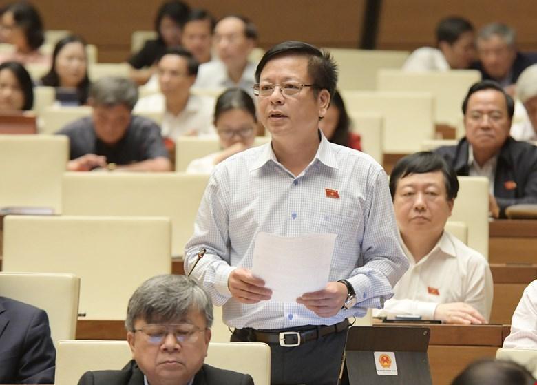 Đại biểu Nguyễn Trường Giang (Đắk Nông), Phó chủ nhiệm Ủy ban Pháp luật
