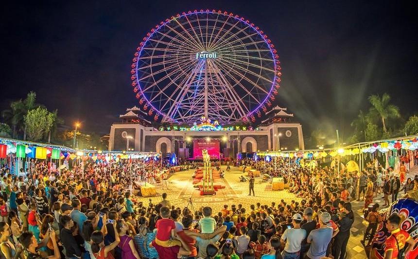 Thành phố Đà Nẵng đang nỗ lực để thúc đẩy phát triển kinh tế đêm.